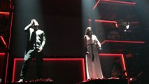 Elisabet Spanou & Nikiforos (Fotoaerio / Atina - Live)