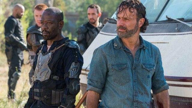 Personaje De 'The Walking Dead' Cruzará A 'Fear The Walking Dead'