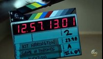 Game of Thrones Actor Choosing Kit Harington (Jon Snow) :)