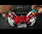 仮面ライダーWダブル DXサウンド カプセルガイアメモリ 昭和ライダー編 Kamen Rider Double DX Sound Capsule Gaia Memory Rider of  Showa