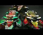 仮面ライダー 響鬼ヒビキ 仮面ライダー ザンキ トドロキ DX音撃弦セット DX Ongekigen Set Kamen Rider Zanki & Todoroki