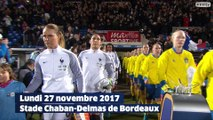 France-Suède Féminine (0-0) : les temps forts I FFF 2017