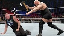 Brock Lesnar Brawls at Monday Night Raw with All that turns to a Bloodiest at Royal Rumble