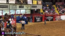 Cowboy RODEO! Riding Bulls n' Horses   Sheep at Fort Worth Stockyards Our First Rodeo HobbyFamilyTV-88U6PlXsTOs