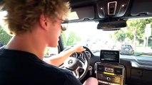Jake Paul vs Logan Paul Car Battle (Lamborghini, Yeti, Coolbus...) Paul Battle #2