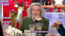 """Pierre Lescure part en fou rire devant un sketch des Nuls dans """"C à vous"""" - Regardez"""
