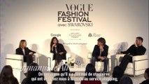 Comment être embauché chez Vogue ? La réponse par Emmanuelle Alt, rédactrice en chef de Vogue Paris