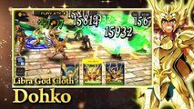 Saint Seiya Cosmo Fantasy - Trailer jeu Android et iOs