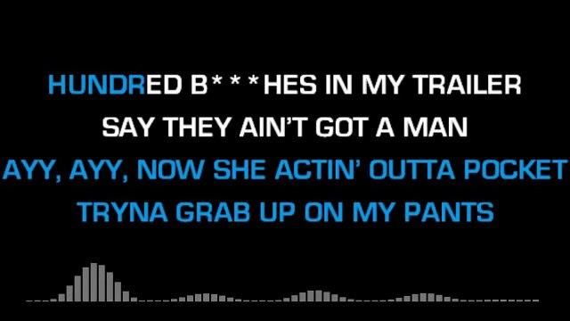 Post Malone feat 21 Savage - Rockstar KARAOKE / INSTRUMENTAL