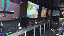 Rêve des gameurs : toutes les consoles de l'histoire dans un camion de jeux vidéos !
