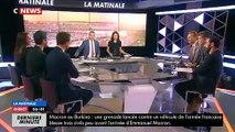 Burkina Faso : Attaque à la grenade contre des soldats Français deux heures avant l'arrivée d'Emmanuel Macron