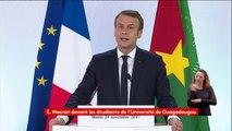 """""""Je ne suis pas venu ici vous dire quelle est la politique africaine de la France (...) parce qu'il n'y a plus de politique africaine de la France"""", Emmanuel Macron à l'université de Ouagadougou au Burkina Faso http://bit.ly/2hXWhCz"""