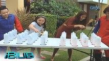 iBilib: 'Pepito Manaloto' cast try the Bilibabol's Shake It Bae and Palo Palo Challenge!