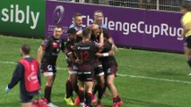 Lyon v Sale Sharks - Highlights