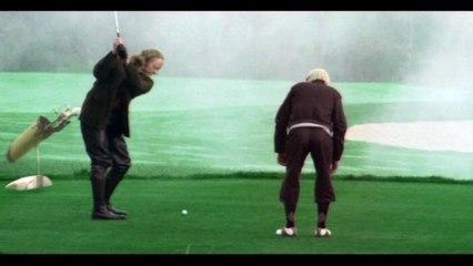 Boris Becker and Mika Häkkinen as old men