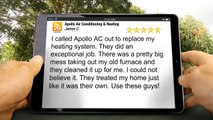 Chino Hills HVAC Contractor – Apollo Air Conditioning & Heating Chino Hills Marvelous 5 Star ...