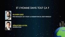 Futurapolis : Rencontre avec Olivier Guez, Prix Renaudot 2017