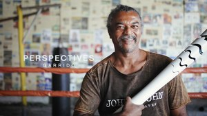 Meet the 'Bridge Champions' Boxing Coach