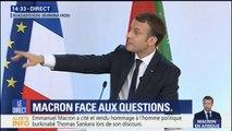 """""""Qui sont les trafiquant d'esclaves en Libye? Ce sont des Africains, pas des Français!"""", rétorque Macron"""