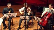 Darius Milhaud | La Création du monde op.81a par Nino Mollica et le Quatuor Girard