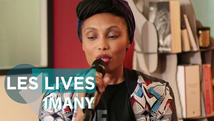 Imany - Live & Interview