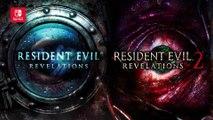 Resident Evil Revelations 1 & 2 - Trailer de lancement Switch