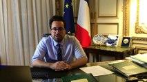 Mounir Mahjoubi, Secrétaire d'Etat chargé du Numérique souhaite la bienvenue à la Promotion 2 des EIG