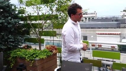 Trois idées pour une terrasse en ville!