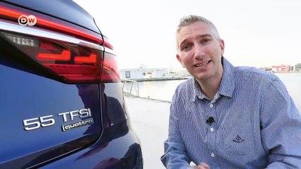 En marcha: Audi A8 | Al volante