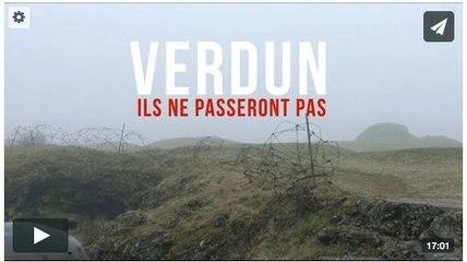 Verdun, ils ne passeront pas