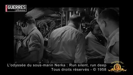 Collection G&H - L'Odyssée du sous-marin Nerka (12 octobre 2012)