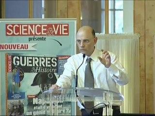 Conference de presse Guerres&Histoire (23 mars 2011)
