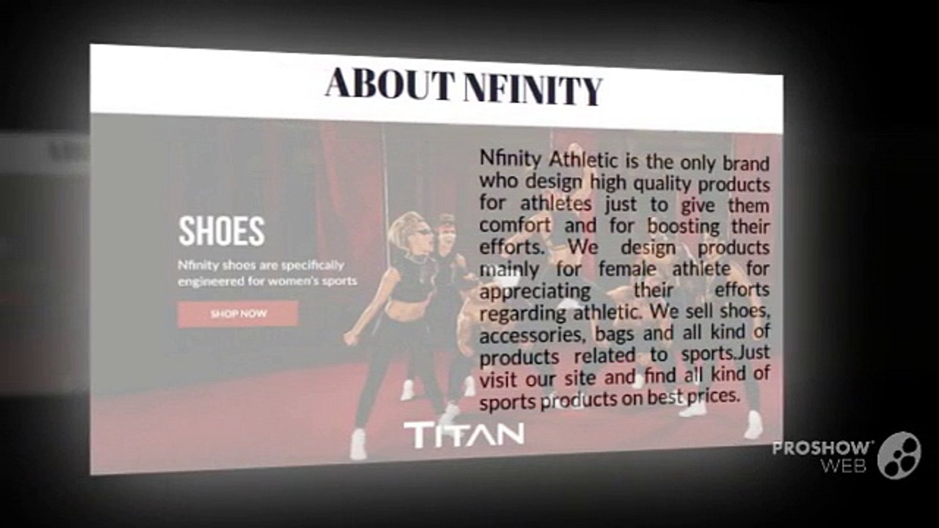 Best Nfinity Products