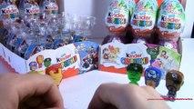 МСТИТЕЛИ Общий сбор. Киндер сюрприз new на русском (Kinder surprise eggs unboxing)