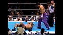 Riki Choshu/Tatsumi Fujinami/Yoshiaki Fujiwara vs Kengo Kimura/Shiro Koshinaka/Tatsutoshi Goto (New Japan March 19th, 1994)