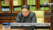 La Corée du Nord a annoncé avoir testé avec succès un nouveau type de missile capable d'atteindre les Etats-Unis