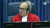 Fajtor për krime lufte, pi helm para gjykatësve në Hagë: Nuk jam kriminel