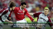 Man. United - Giggs souffle ses 44 bougies