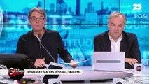 """Le Grand Oral de Jean-Jacques Bourdin, animateur de """"Bourdin Direct"""" de 6h à 10h sur RMC - 29/11"""