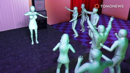 Colapsa la pista de baile de un club nocturno dejando al menos 40 heridos - TomoNews