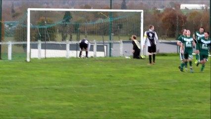 L'après but de Christophe T. - Championnat 26/11/17