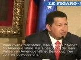 Chavez et victor hugo