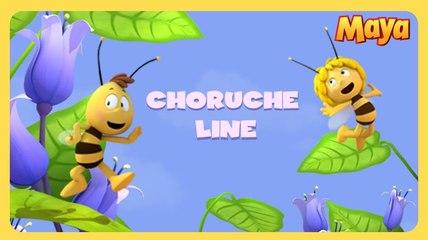 Maya l'abeille - Choruche line
