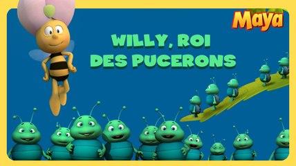 Maya l'abeille - Willy, roi des pucerons