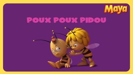 Maya l'abeille - Poux poux pidou