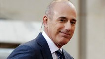 'Today' Anchor Matt Lauer Fired From NBC