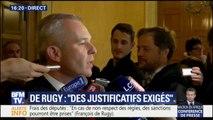 """""""Il n'est pas autorisé d'acheter une permanence avec les frais de mandat"""", annonce François de Rugy"""