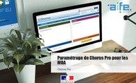 Tutoriel - MOA - Paramétrer l'espace factures de travaux