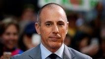 """""""Unangemessenes sexuelles Verhalten"""" - NBC-Moderator Lauer gefeuert"""
