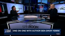 THE SPIN ROOM | One-on-One with author Ben-Dror Yemini | Wednesday, November 29th 2017